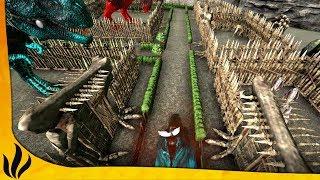 ARK: Survival Evolved FR: Let's Play par Dr_Horse. Episode 25: Episode de construction dans lequel on avance le Zoo !