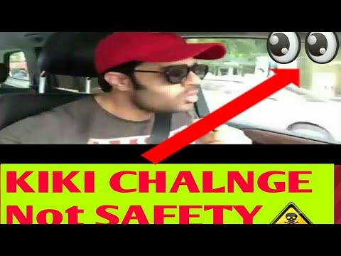 Ki ki challenge :::be safe (видео)