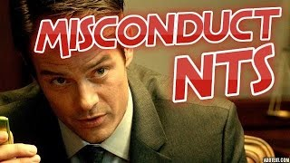 NTS: Misconduct (2016) (Josh Duhamel) Movie Review