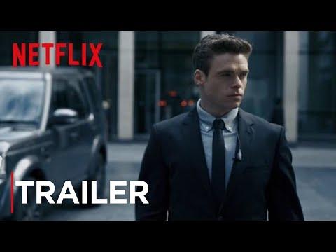 Guardaespaldas   Tráiler oficial   Netflix