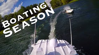 Boating Season - GoPro - CHASE CAM EDITION!!! - YouTube
