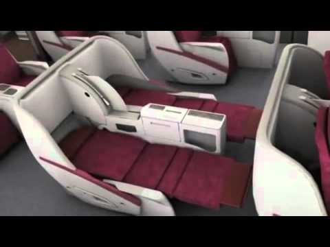 world's best business class seats