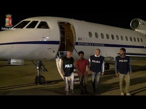 Ιταλία: «Λάθος άνθρωπο συλλάβατε» φωνάζει ο «διακινητής» από την Ερυθραία