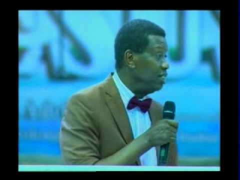 7 Reasons God Can Fight Against You- Pastor E.A Adeboye