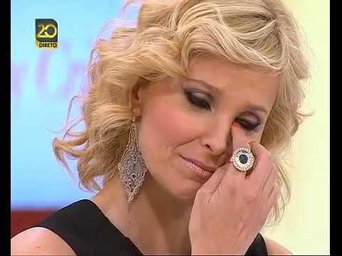 <b>CRISTINA FERREIRA</b> EMOCIONA-SE NO PROGRAMA DE FÁTIMA LOPES - ATES - 24-5-2013 - 0