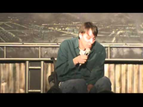 Sit-down comic - Jeff Charlebois at the Improv 2012