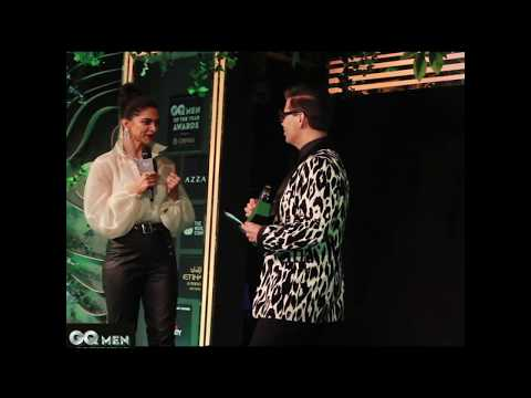 Video Deepika Padukone wins the Creative Personality of the Year at GQ Awards 2018 download in MP3, 3GP, MP4, WEBM, AVI, FLV January 2017