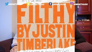 image of PREMIERE ECOUTE - Justin Timberlake - Filthy