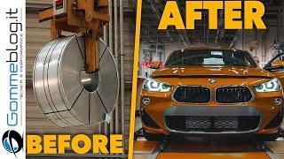 Video 2018 BMW X2 | CAR FACTORY PRODUCTION | How It's Made Car Manufactory MP3, 3GP, MP4, WEBM, AVI, FLV September 2018