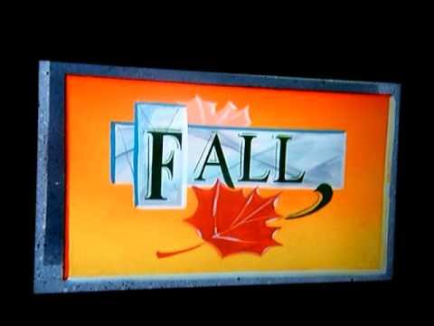 "The ""Four Seasons"" Showcase on TPiR DVD Game"