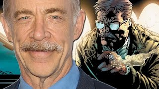 J.K. Simmons Getting Jacked For Justice League by Clevver Movies