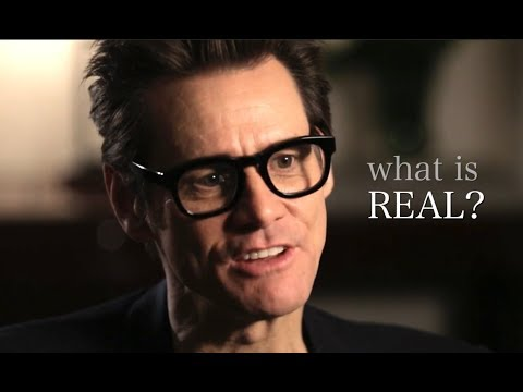 Jim Carrey & Alan Watts: You May Not Be the You That You Think You Are