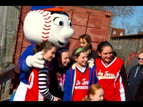 Video: Play Ball: Joe Torre Little League & Parkchester Little League
