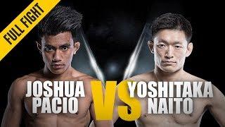 Video ONE: Full Fight | Joshua Pacio vs. Yoshitaka Naito | Crowning Of A New Champion | September 2018 MP3, 3GP, MP4, WEBM, AVI, FLV Desember 2018