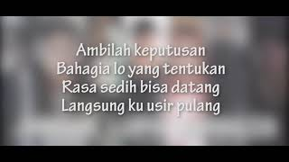 Young Lex - Jangan Lupa Bahagia ( Lyric Video )