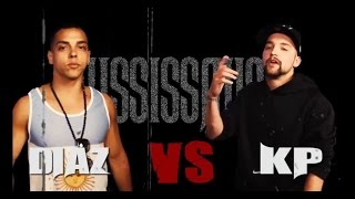 King of the Dot | Diaz vs. KP