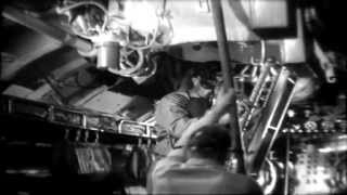 1953 U.S. Navy Training Film, Submarine Escape