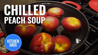 A delicious Peach Soup recipe which is light, fresh, delicious and easy to make. Just a few ingredients and lots of peaches!