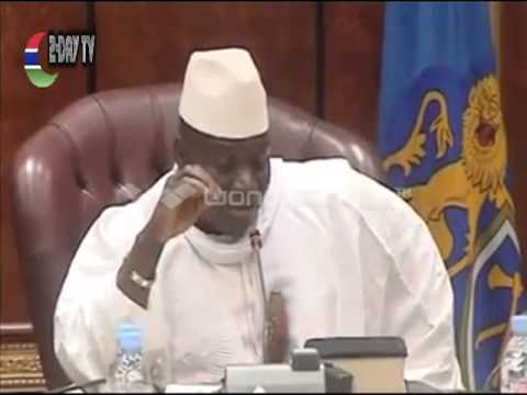 TheGambiaToday - THE BEST OF YAHYA JAMMEH PART 1 (Youtube pt. 1 of 4)