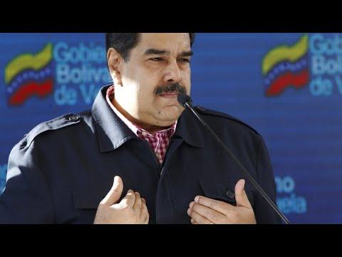Venezuela: Präsident Maduro startet zweite Amtszeit i ...