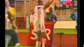 Thierry Henrys Treffer fürs französische Nationalteam