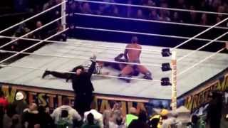 Wrestlemania 29 The Undertaker Vs CM Punk (The End)