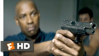 The Equalizer  2014    Disrespect The Badge Scene  7 10    Movieclips