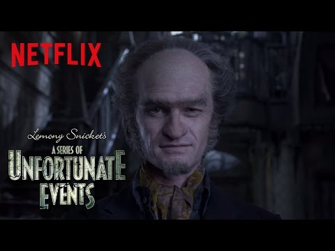 The Official Trailer for Netflix s Lemony Snicket s A Series of Unfortunate Events