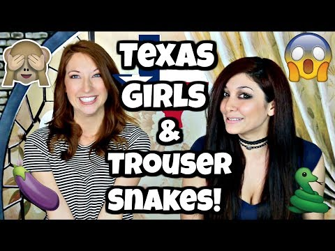 🐍 Trouser Snake? | How Different Texas Is From California | Ft. Stacy Howard: Hitormissmovies 🐍