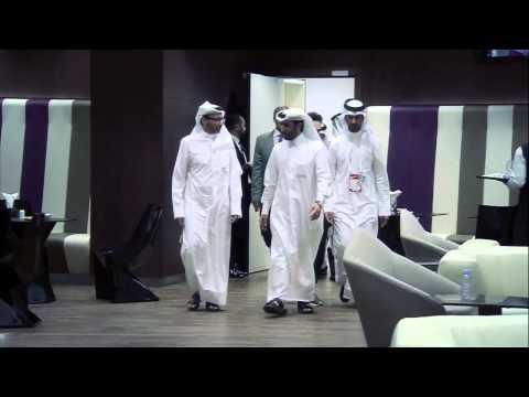 Qatar handball association Complex VIP Area