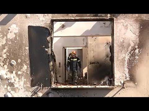 Αν. Αττική: Πόρτα πόρτα οι έρευνες στα σπίτια