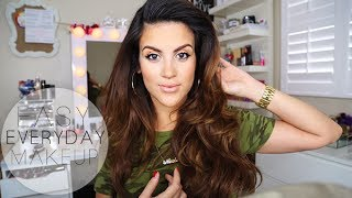 Easy Everyday Makeup - YouTube