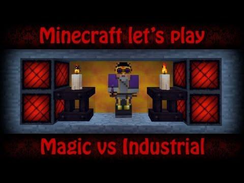 [Magic vs Industrial] Серия #12 Kuzaboy в гостях