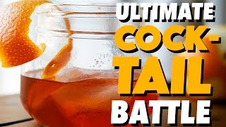 THE ULTIMATE COCKTAIL BATTLE by SORTEDfood