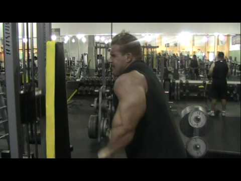 Programul DTP brate si abdomenul inferior - Kris Gethin's