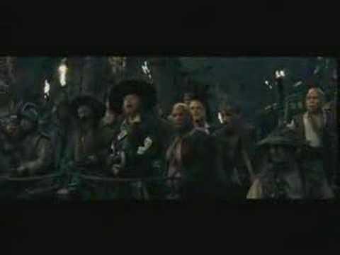Trailer de Piratas del Caribe 3 - En el fin del mundo