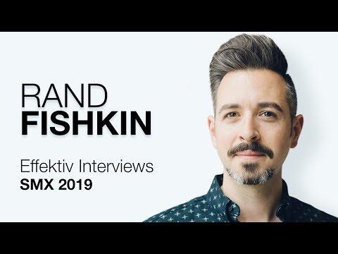 Rand Fishkin auf der SMX 2019 zu SEO Trends, Google C ...
