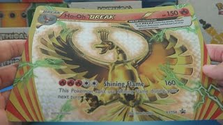 Opening a Ho-Oh & Lugia BREAK Evolution Box!! by King Nappy