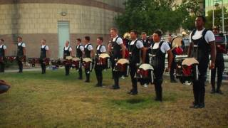 Check out Phantom Regiment throwing down before their performance at DCI Southwestern Championships! View the complete ...