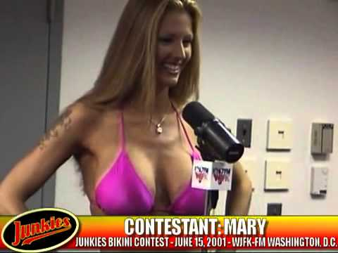 MARY – JUNKIES BIKINI CONTEST