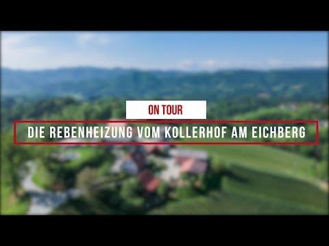 Österreich: Die Rebenheizung am Kollerhof