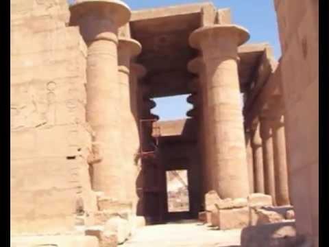 archeologia - il tempio di ramesse ii