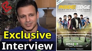 Recently Vivek Oberoi gave an exclusive interview for his upcoming web series 'Inside Edge'. Watch this video to see the full story! Subscribe For More Videos http://bit.ly/2kbfunX