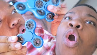 """I buy a fidget spinner and tell you how it's CHANGED MY LIFE!What Do you think of the fidget spinners? COMMENT below!SUBSCRIBE FOR MORE: http://tinyurl.com/n9jxdvzI Honestly bought this spinner weeks ago for a video that I had no idea for. DIY fidget spinners are popping up so I might do one of those in the future! Check out my other videos!WHY JUJU ON THE BEAT IS EVIL: https://www.youtube.com/watch?v=gmajS...WHY IM BOYCOTTING BEYONCE: https://www.youtube.com/watch?v=t4aLj...A SALTY RESPONSE FROM PLUTO: https://www.youtube.com/watch?v=GS4Nz...Follow My Social-nessTWITTER: https://twitter.com/MachaizelliINSTAGRAM: http://instagram.com/macdoesitTUMBLR: http://macdoesit.tumblr.com/FACEBOOKhttp://facebook.com/MacDoesItI'm a satirical comedic vlogger who creates content that is a cross between """"Intelligently funny"""" and """"an organized hot mess."""" I do pop culture reviews, challenges, storytimes, etc. such as """"Why I'm Boycotting Beyonce"""", """"A Salty Response from Pluto"""", """"If Donald Trump Had Snapchat"""", """"Why JuJu on That Beat is Evil"""" AND MORE!For Business Inquires contact: Amron@bigfra.me"""