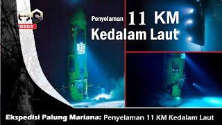 Video Ekspedisi Palung Mariana: Penyelaman 11 KM Kedalam Laut MP3, 3GP, MP4, WEBM, AVI, FLV Januari 2018