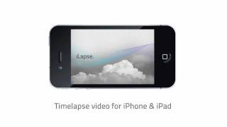 iLapse - Timelapse Video For iPhone & iPad