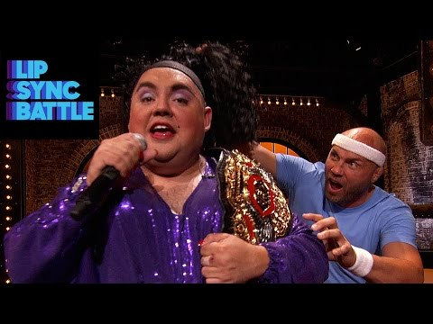 Fluffy's (Gabriel Iglesias) Winner Moment | Lip Sync Battle