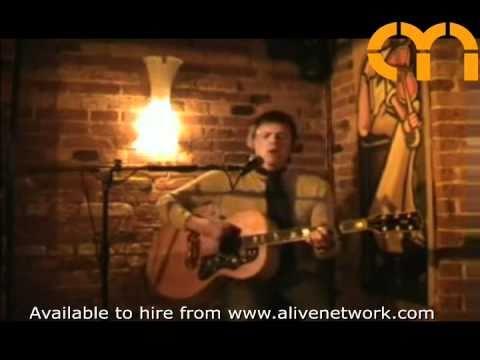 Video Mark James Solo Singer/ Guitarist Nottinghamshire