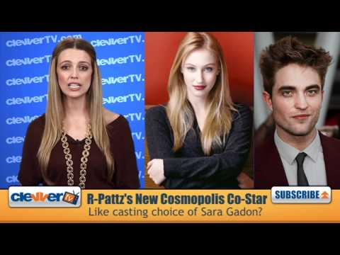 Robert Pattinson Gets New Leading Lady For 'Cosmopolis'