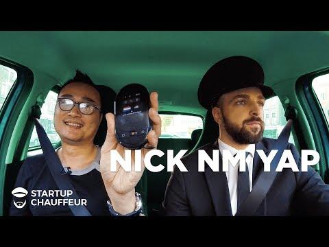 Startup Chauffeur Episode 3 - Nick NM Yap